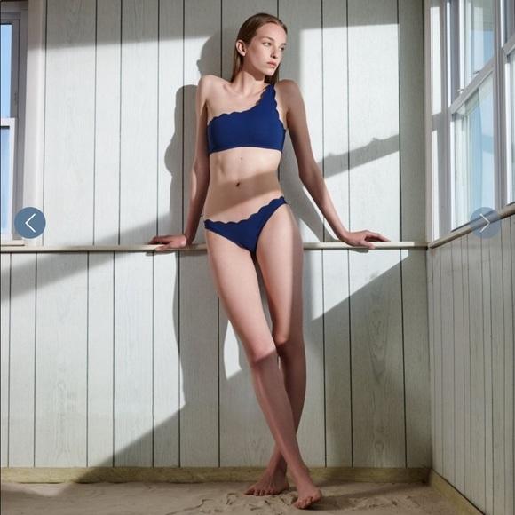 46d7b216ef Marysia Swim Swim | Nwt Marysia Santa Barbara One Shoulder Top ...